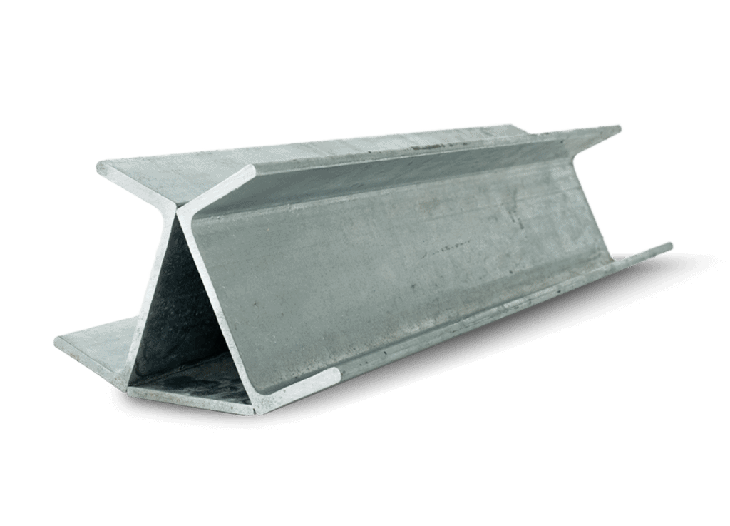 100 Pfc 45 Degree Channel Retaining Wall Posts