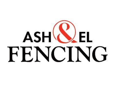 Ash And El Fencing Logo